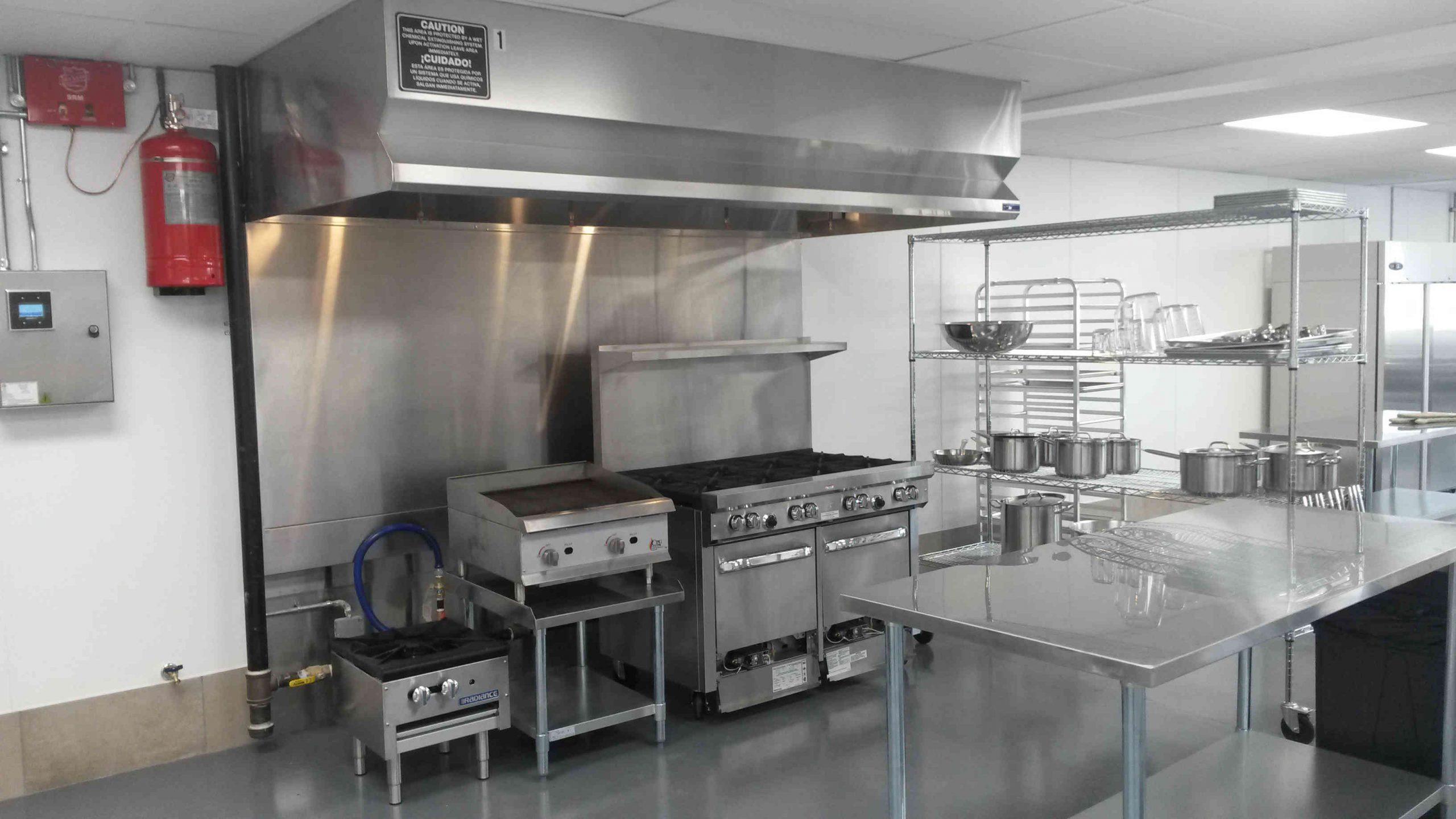 Kitchen Bay 1