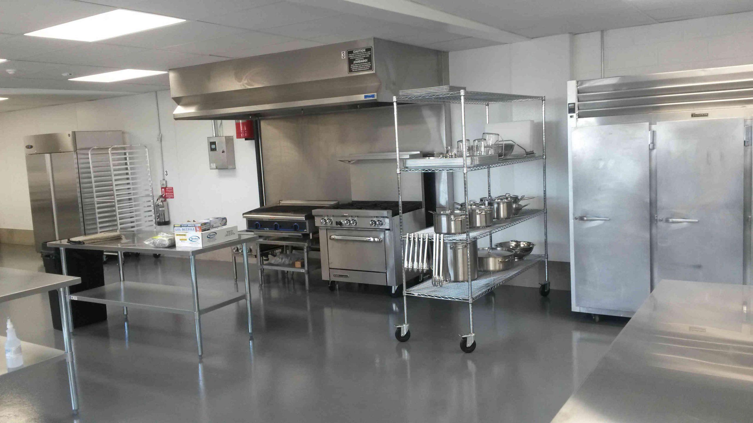Kitchen Bay 3