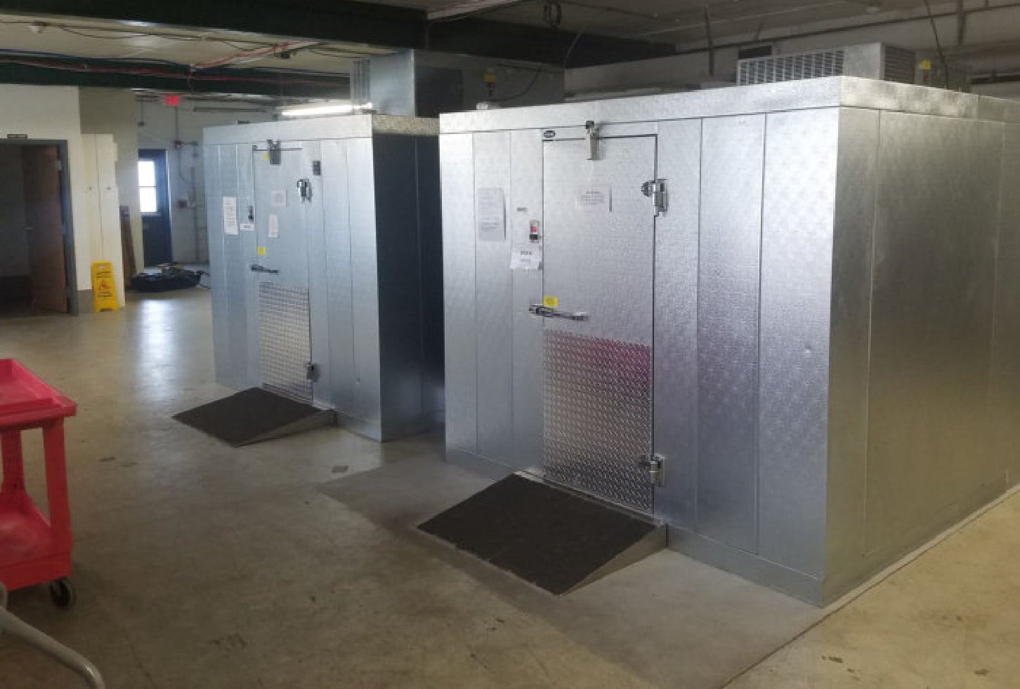 Refrigeration and coolers