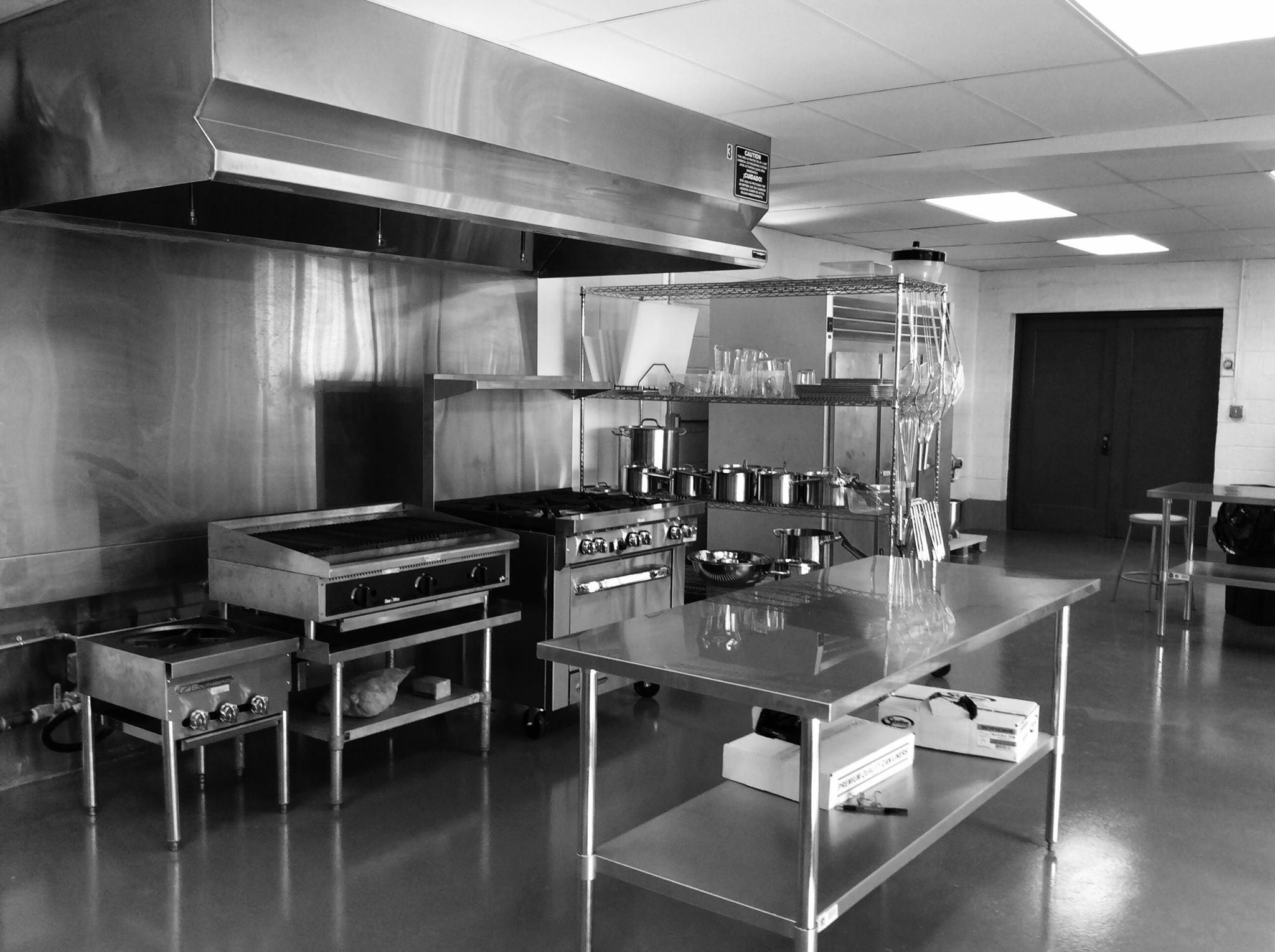 kitchen bay areas